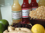 Your Favorite Healthy Beverages from Raw Soul Catering!